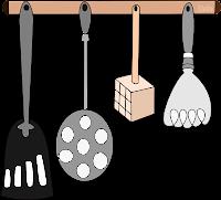 Utensílio de cozinha - Criação Blog PNG-Free