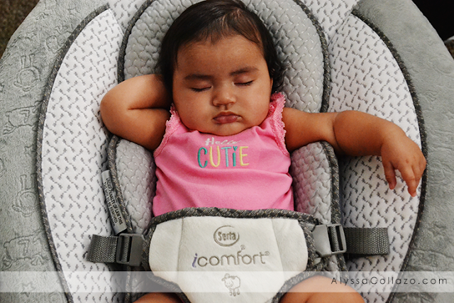 Icomfort Premium Bouncer By Baby S Journey Alyssa Collazo