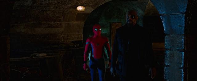 Spider-Man Lejos de Casa imagenes hd