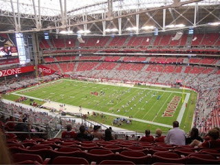 Arizona Cardinals Luxury Suites