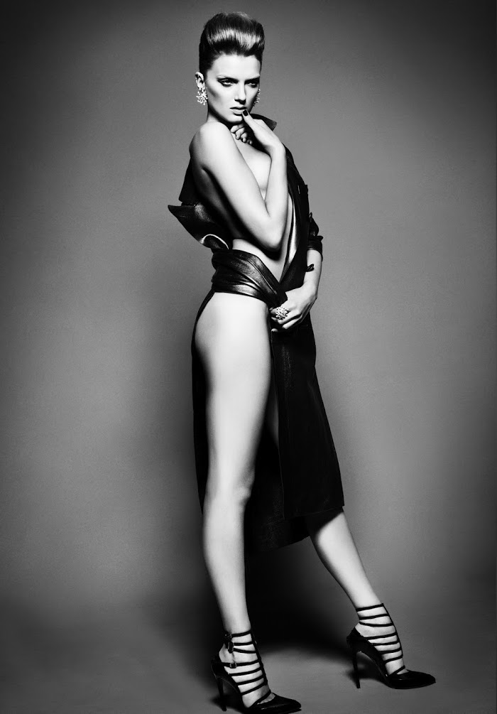 Passion For Luxury Lily Donaldson By Tom Munro