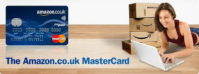 Register for Amazoncouk MasterCard On-line Services