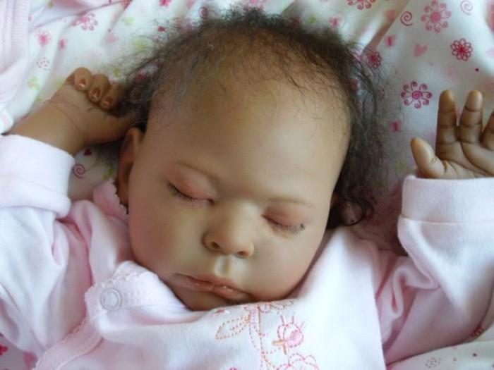 Куклы младенцев от Glenda Ewart 12