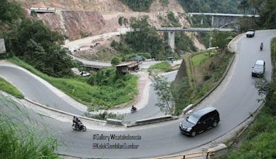 Kelok Sembilan | Objek Wisata Sumatra Barat