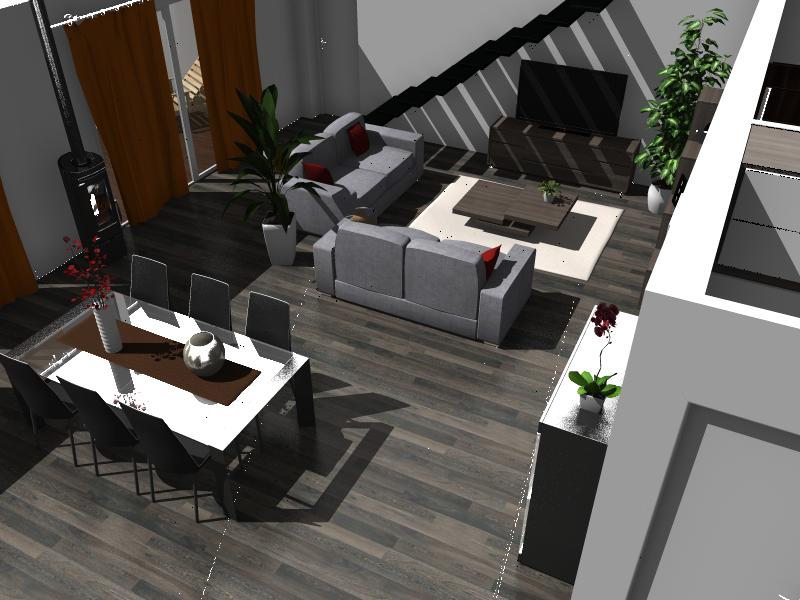 plan de maison 3d en ligne gratuit. Black Bedroom Furniture Sets. Home Design Ideas
