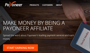 Earn Money From Payoneer Affiliate Program [Step By Step Guide - 2018]