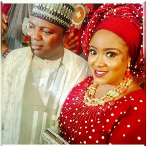 hausa actress rahama hassan marry politician