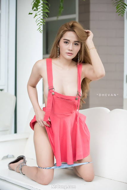 Hot girls Thai porn model Thanyarat Rodpol 5
