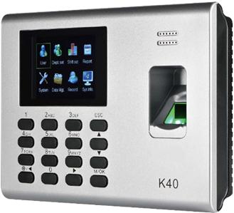 zkteco K40pro