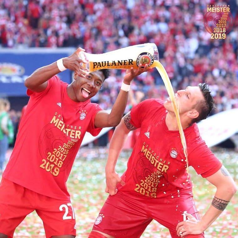 Meister Bayern
