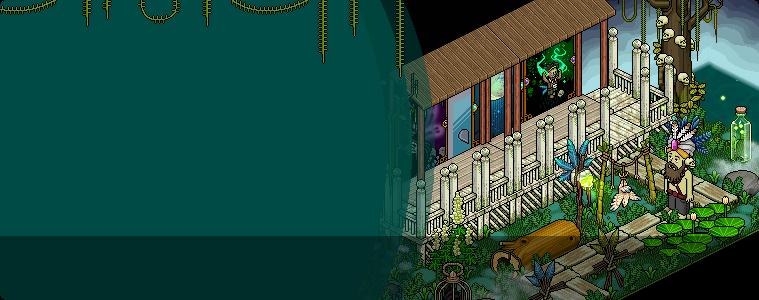 Voodoo Pixelado