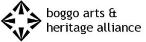 Boggo Arts and Heritage Alliance logo