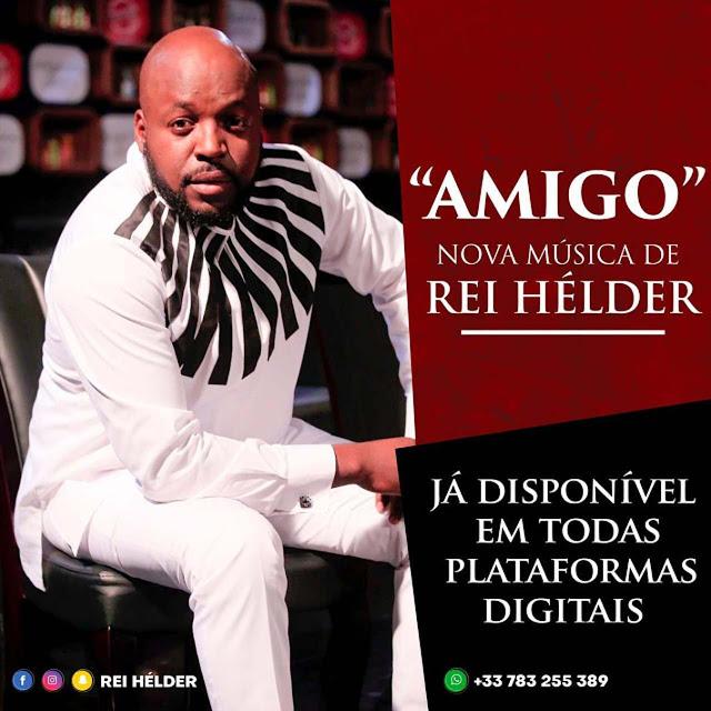 Rei Helder - Amigo (Kizomba)