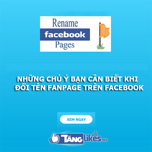 doi ten cho fanpage facebook