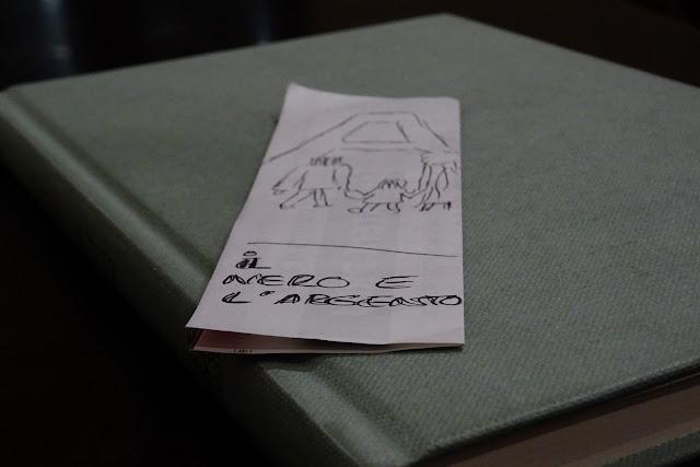 libro paolo giordano nero argento
