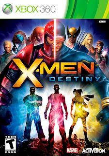 X-Men Destiny (Xbox 360) 2011