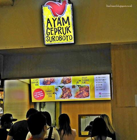 [MAKAN-MAKAN] Ayam Gepruk Suroboyo
