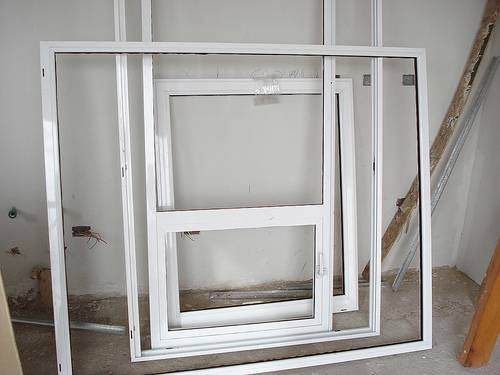 Office And Factory Renovation How To Paint Aluminium Window
