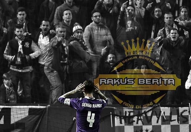 Sergio Ramos Berlapang Dada Meski Di Hina Fans Sevilla