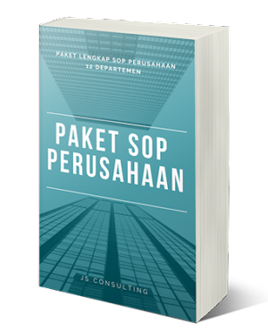 Paket Lengkap SOP Perusahaan 12 Departemen