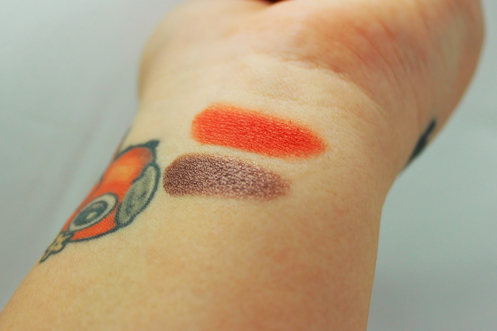 Makeup Geek Swatch