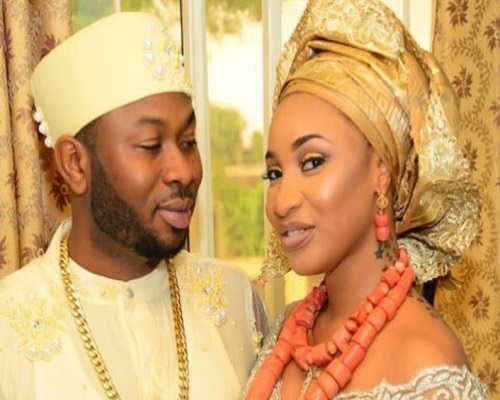 """My ex-husband was married to someone else while we were married"" – Nollywood Actress Tonto Dikeh reveals"
