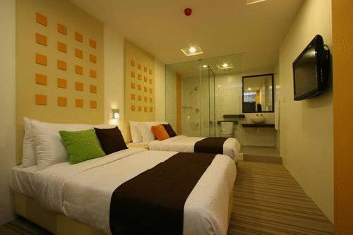 Hotel murah dan menarik di Kuching
