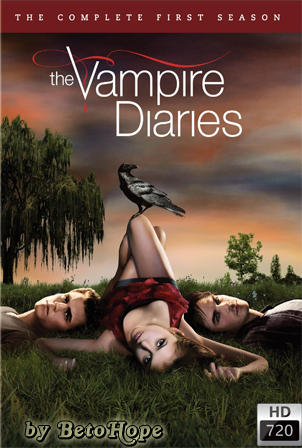 The Vampire Diaries Temporada 1 [720p] [2009] HD 1080P Latino [Google Drive] GloboTV