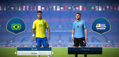 FIFA 14 ModdingWay Mod Update 22.0.0 World Cup 2018 Edition