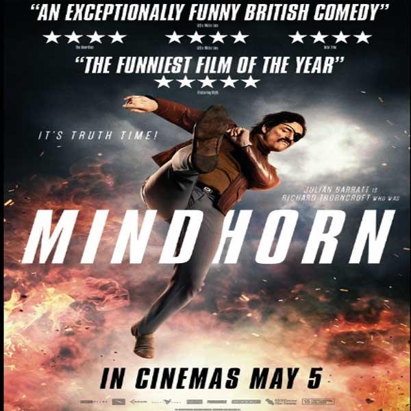 Mindhorn, Mindhorn Synopsis, Mindhorn Trailer, Mindhorn review, Poster Mindhorn