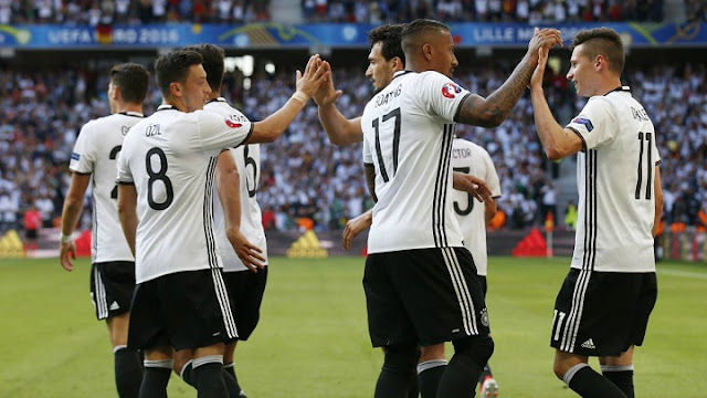 Germany vs Slovakia 3-0 at UEFA EURO 2016 HD Video