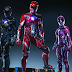 Uniformes de Power Rangers O Filme são revelados