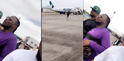 Peruzzi And His Crew Calls Out Medview Airline For Selling Their 12 Flight Tickets