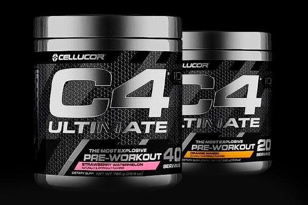Nutrición Deportiva y Suplementos: Cellucor C4 Ultimate