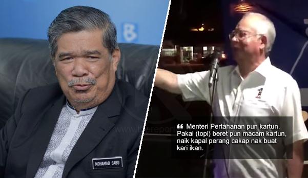 Hasil carian imej untuk Gambar Najib Joker
