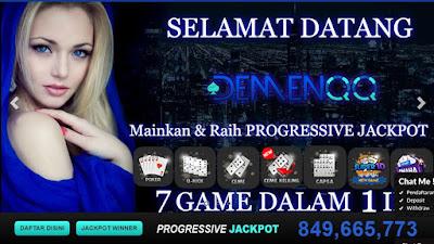 Demenqq – Situs Poker Online Terpercaya Di Indonesia