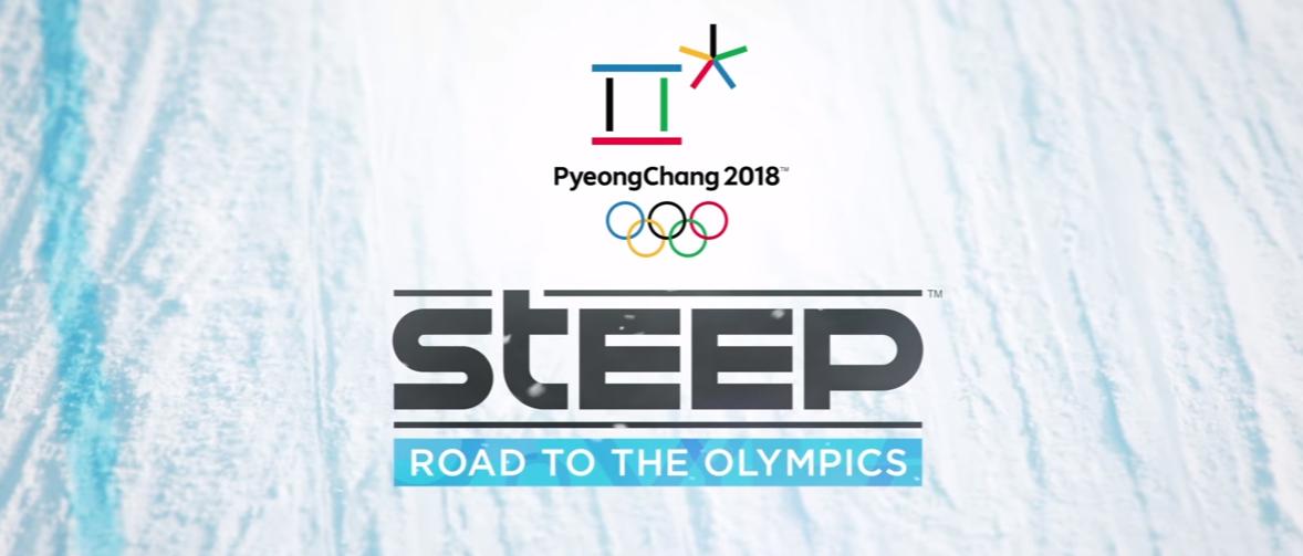 Steep presenta expansión de los Juegos Olímpicos de Invierno, Road to the Olympics para el 5 de diciembre