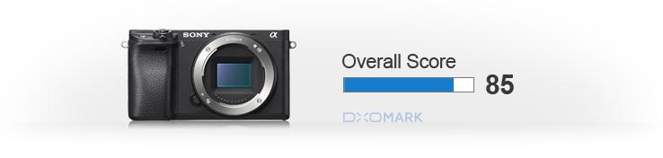 Sony A6300 тест DxOMark