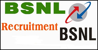 BSNL Recruitment 2017 - Apply online 996 post for Junior Accounts Officer