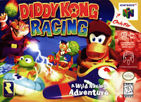 Diddy Kong Racing N64 - PT/BR