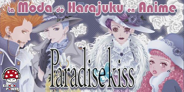 Paradise Kiss, Harajuku fashion Ai Yazawa