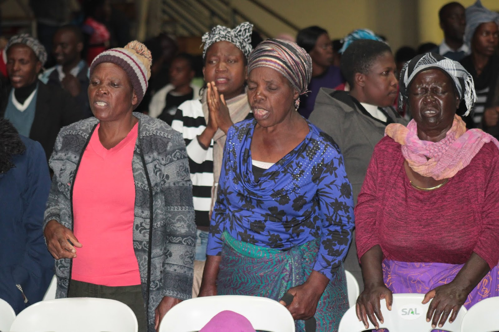 #FillUpAquatic - Deliverance Explosion Night with Apostle Pride Sibiya Kick-starts In Chitungwiza