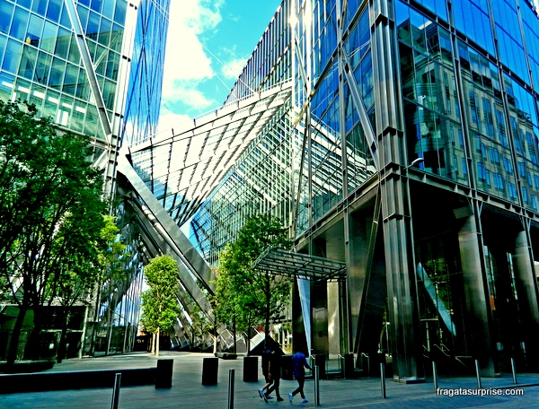 Londres - bairro de Shoreditch