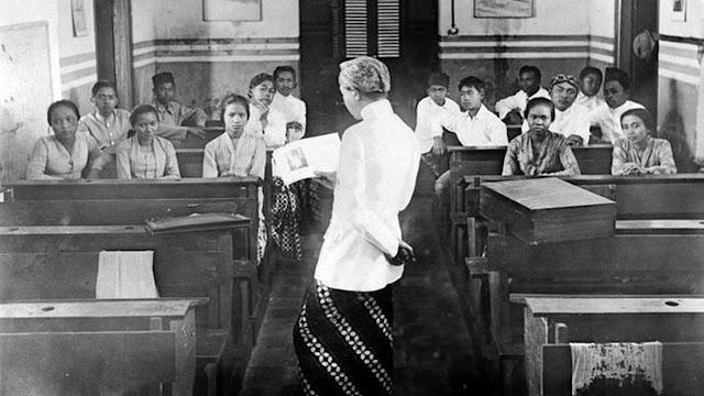 Biografi Singkat Ki Hajar Dewantara Sang Bapak Pendidikan