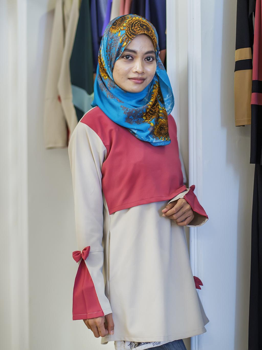Koleksi Baju Menyusu Selamberselak Di Butik Feedmilk