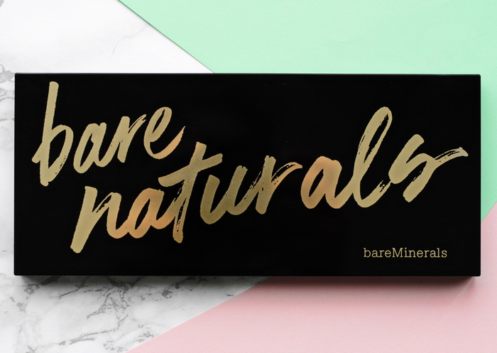 Bare Naturals Eye Palette Review
