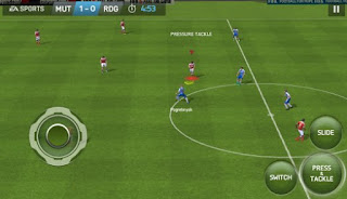 FIFA 18 Mobile MOD APK Data Android Transfer Terbaru