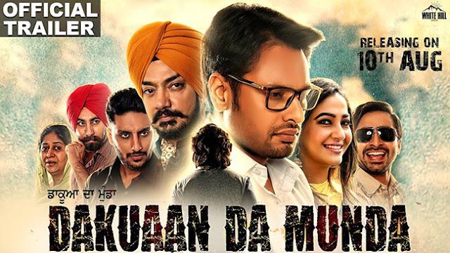 Dakuaan Da Munda 2018: Punjabi Movie Full Star Cast & Crew, Wiki, Story, Release Date, Budget Info: Dev Kharoud, Pooja Verma