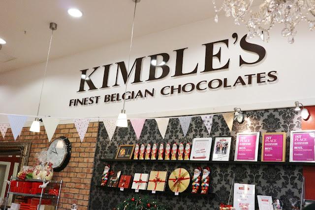 Kimbles St. Enoch Centre Glasgow