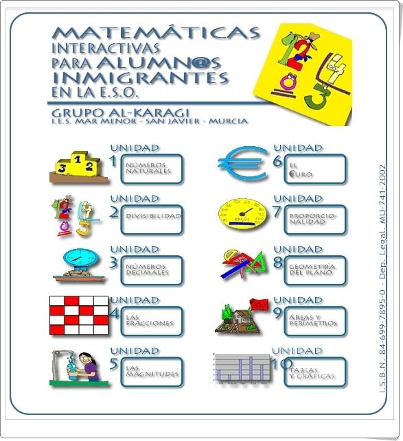 """""""Matemáticas Interactivas para alumnos Inmigrantes en la ESO"""""""